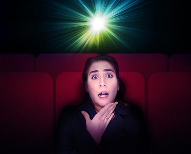 Eine andere Form der Angst im Kino
