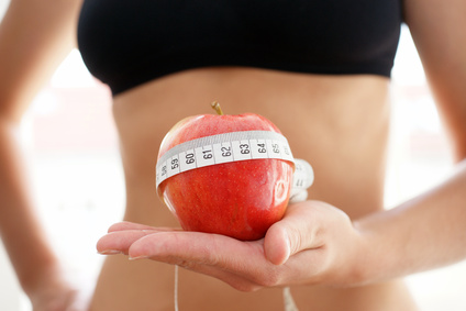 Gesund  und langfristig abnehmen mit Diät und Sport