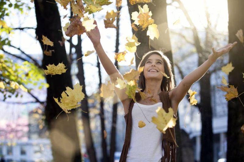 Kraftvoll durch den Herbst